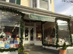 My favorite bookstore in the area