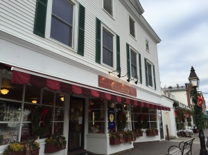 The best sweetshop in Connecticut...cocoa, and candy cane ice cream for the brave!