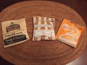 Taste Test: Trifecta of GF Instant Oats!