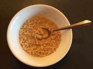 Chex Maple Brown Sugar GF Oatmeal