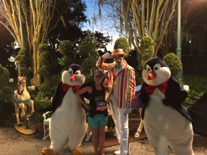 Just Dick van Dyke and a couple of Poppins Penguins