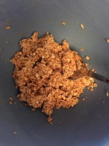 Cookie batter (tip: you can use an ice cream scooper to make evenly-sized cookie bites)