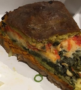 Le Pain Six-Vegetable Tart