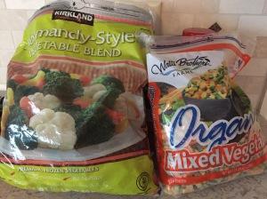 Two different medleys for vegetable heaven