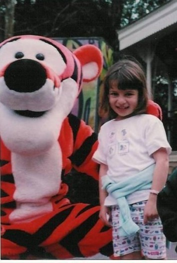 Disney World Tigger - 1997
